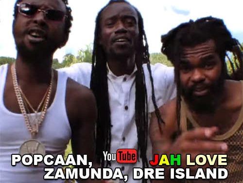 Popcaan x Zamunda x Dre Island – Jah Love | New Video
