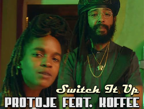 Protoje feat. Koffee – Switch It Up | New Video
