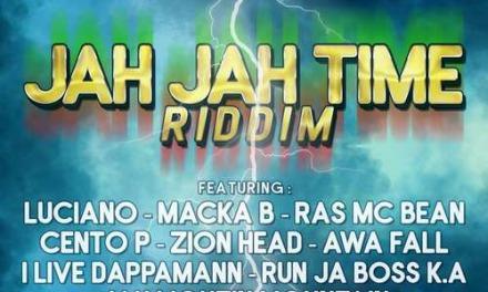 Various – Jah Jah Time Riddim