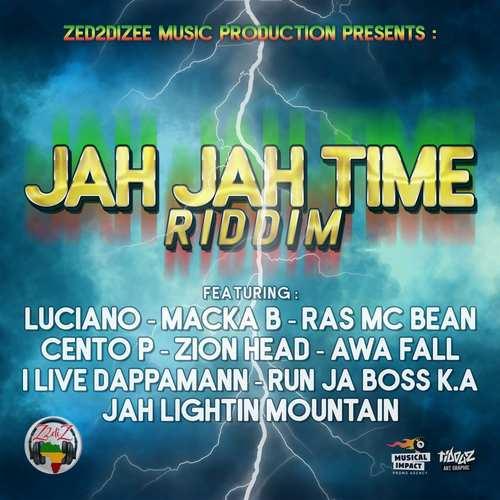 Various - Jah Jah Time Riddim