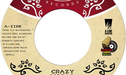 Muscle Emanuel – Crazy World / Rebel Riddim Dub