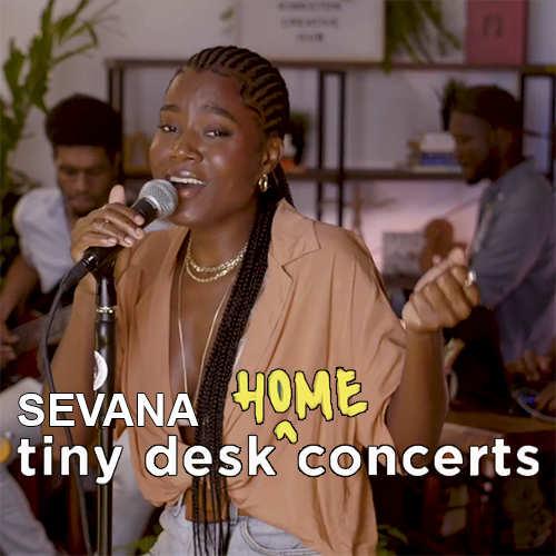 Sevana - Tiny Desk Home Concerts