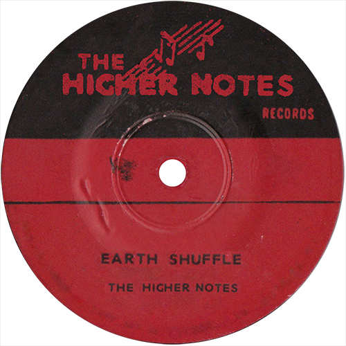 The Higher Notes - Earth Shuffle