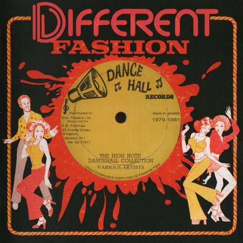 Various - Different Fashion: The High Note Dancehall Collection
