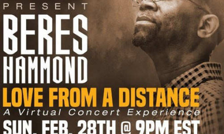 Relive Beres Hammond's Love From A Distance livestream