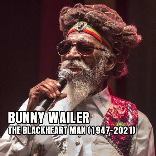 Bunny Wailer - The Blackheart Man