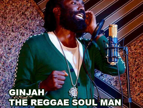 Ginjah The Reggae Soul Man