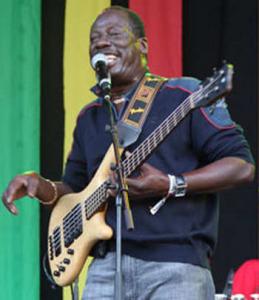 Leroy Sibbles - Reggae Geel 2013 (Photo: Teacher)