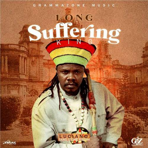 The messenjah brings a new tune, Long Suffering King, across the Sand Stone Riddim from Grammazone Music.