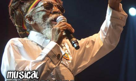 Musical Tribute To Jah B aka Bunny Wailer