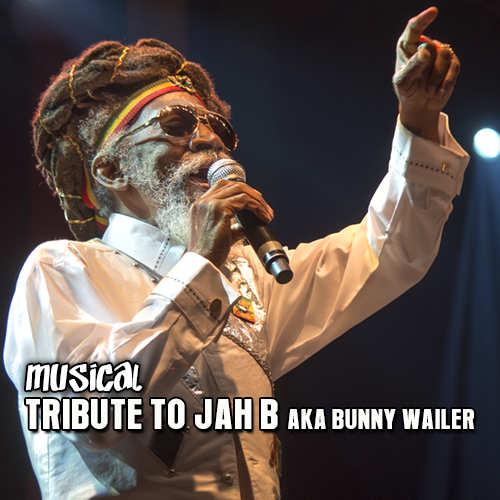 Tribute to Jah B