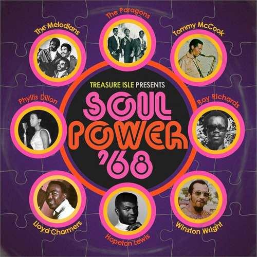 Various - Soul Power '68