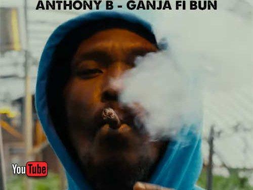 Anthony B – Ganja Fi Bun | New Video