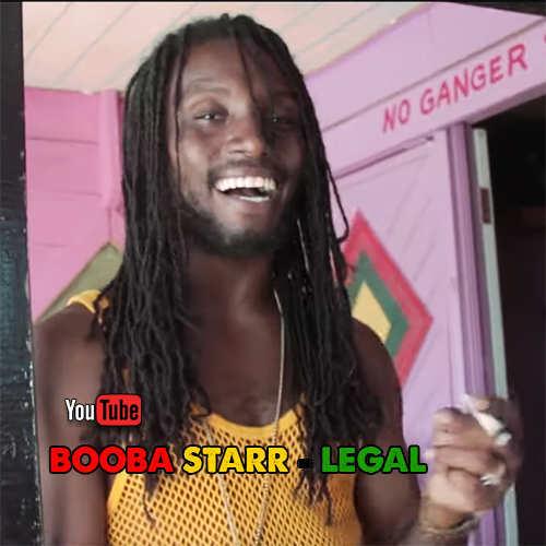 Booba Starr - Legal