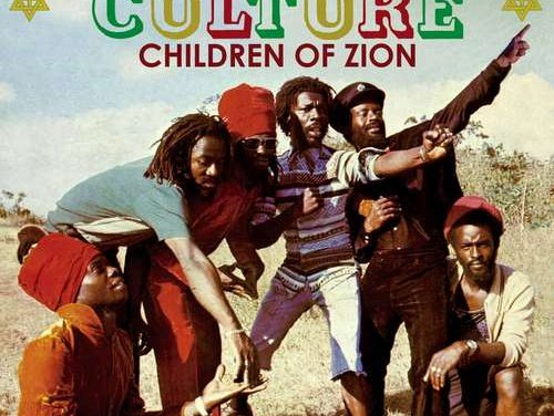 Culture – Children Of Zion–The High Note Singles Collection