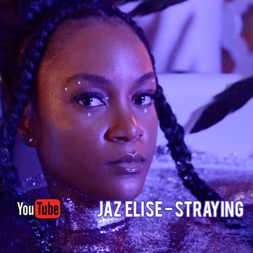 Jaz Elise - Straying