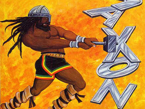 Reggae Vibes Crew presents Saxon in the Mix