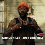 Tarrus Riley – Just Like That | New Video