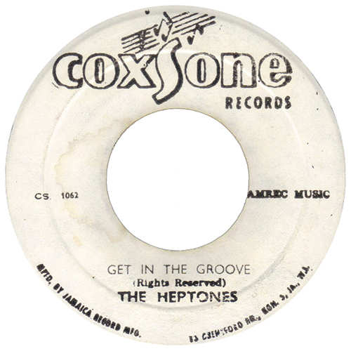 The Heptones - Get In The Groove