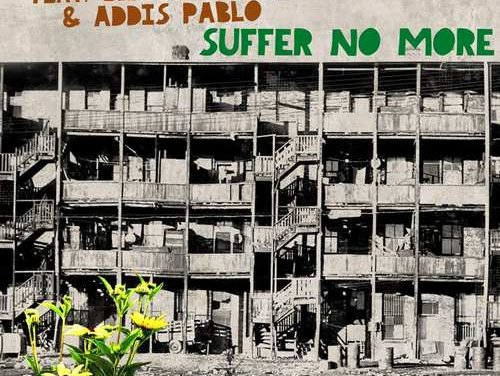 Van Gordon Martin feat. Blakkamoore & Addis Pablo – Suffer No More   New Release