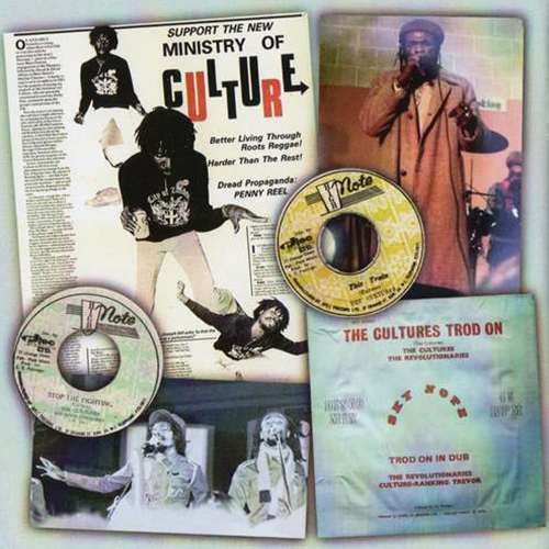 Culture - Children Of Zion–The High Note Singles Collection