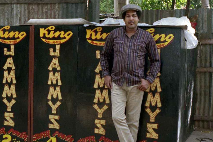 Winess To Reggae: King Jammy #1