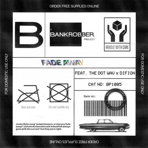 Bankrobber Projects feat. The.Wave & Difion - Fade Away