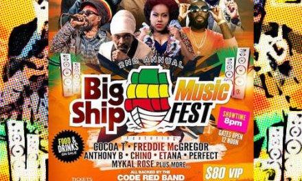 2nd Annual Big Ship Music Fest 2021