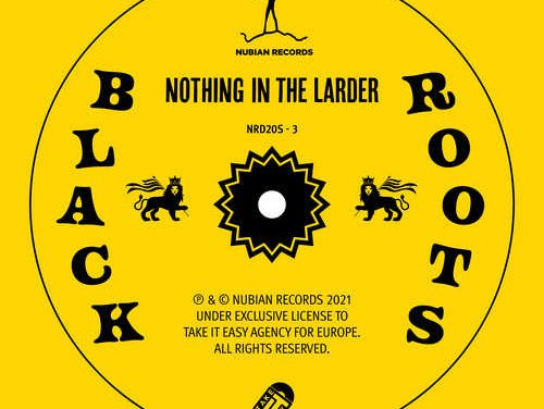 Black Roots – Nothing In The Larder | New Video/Single