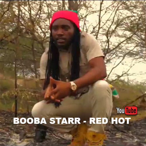 Booba Starr - Red Hot
