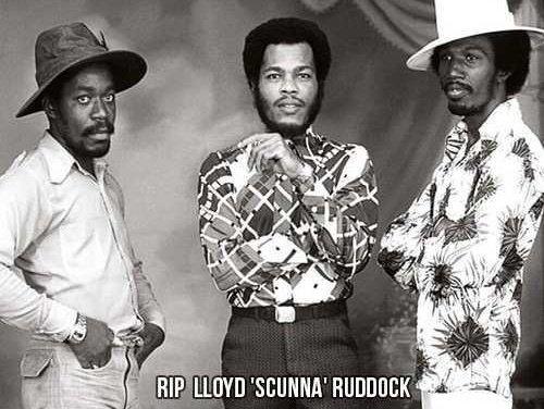 Lloyd 'Scunna' Ruddock has died