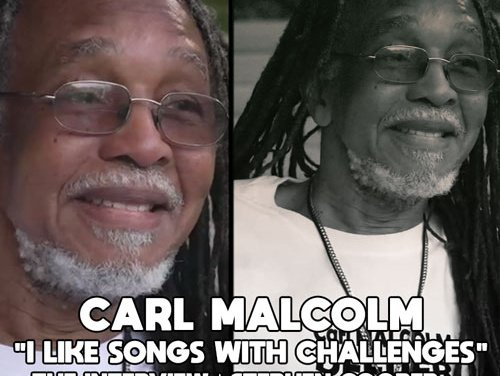 Interview with Carl Malcolm