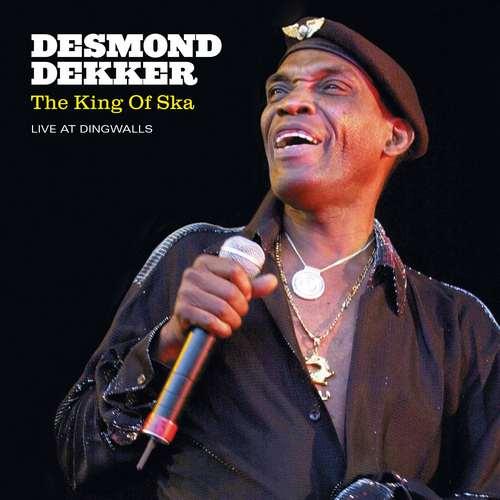 Desmond Dekker - The King of Ska Live at Dingwalls