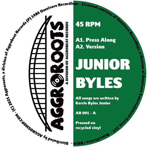 Junior Byles - Press Along