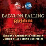 Babylon Falling Riddim brings cultural vibes