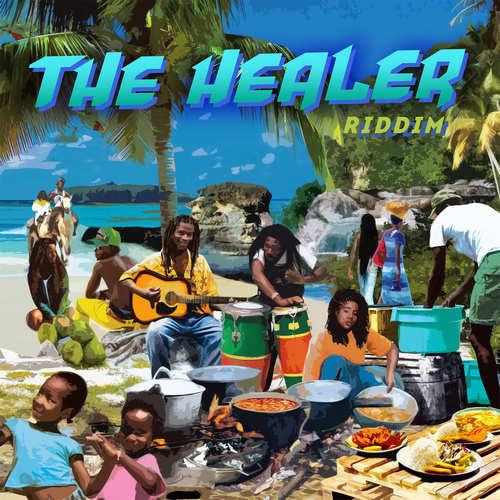 Various - The Healer Riddim