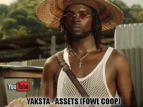 Yaksta – Assets (Fowl Coop)  | New Video