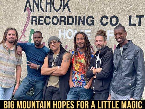 Big Mountain hopes for a little magic