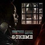 Hempress Sativa – Scheme   New Release