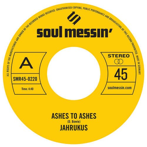 Jahrukus - Ashes To Ashes