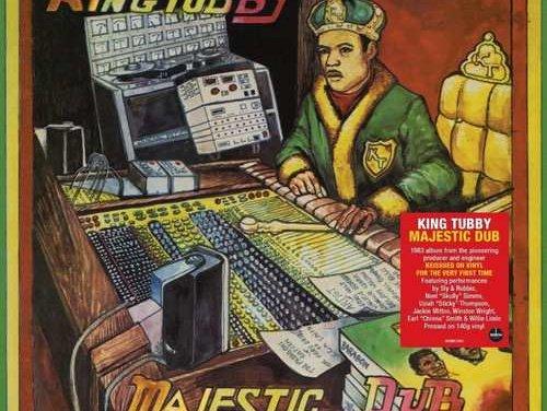 King Tubby – Majestic Dub   Reissue