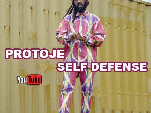 Protoje – Self Defense  | New Video