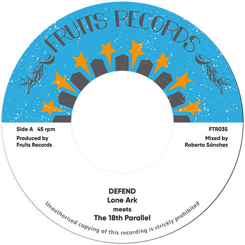 The 18th Parallel Meets Lone Ark - Defend