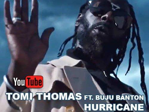 Tomi Thomas feat. Buju Banton – Hurricane | New Video