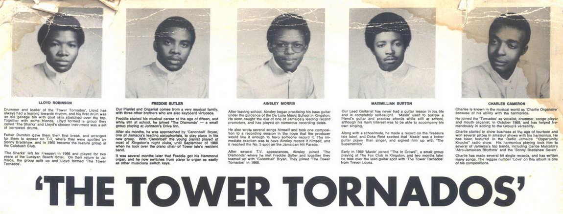Tower Tornados