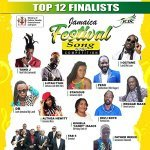 Jamaica Festival 2021 Song Competition | Finalists