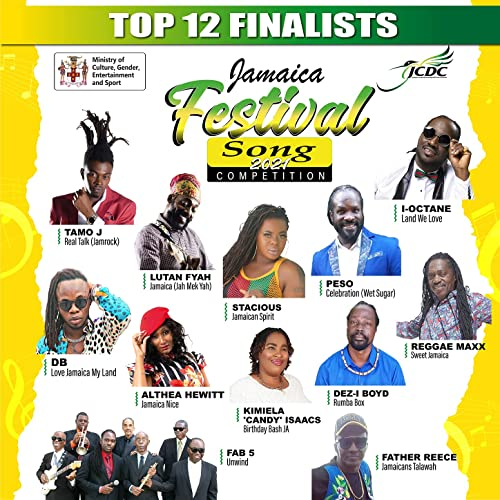 Jamaica Festival 2021 Song Competition
