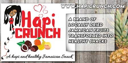 Reggae Vibes - Hapi Crunch
