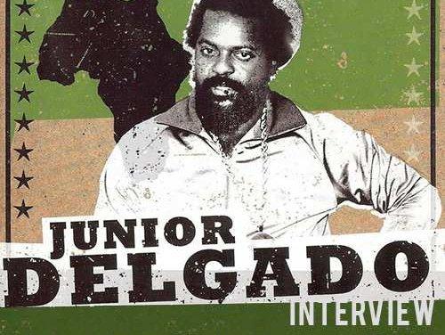 Junior Delgado interview