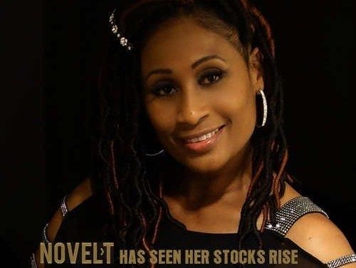 Novel-T has seen her stocks rise
